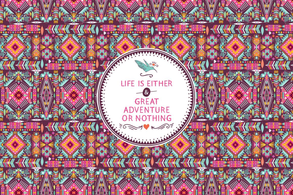 aztec pattern tumblr themes - photo #37
