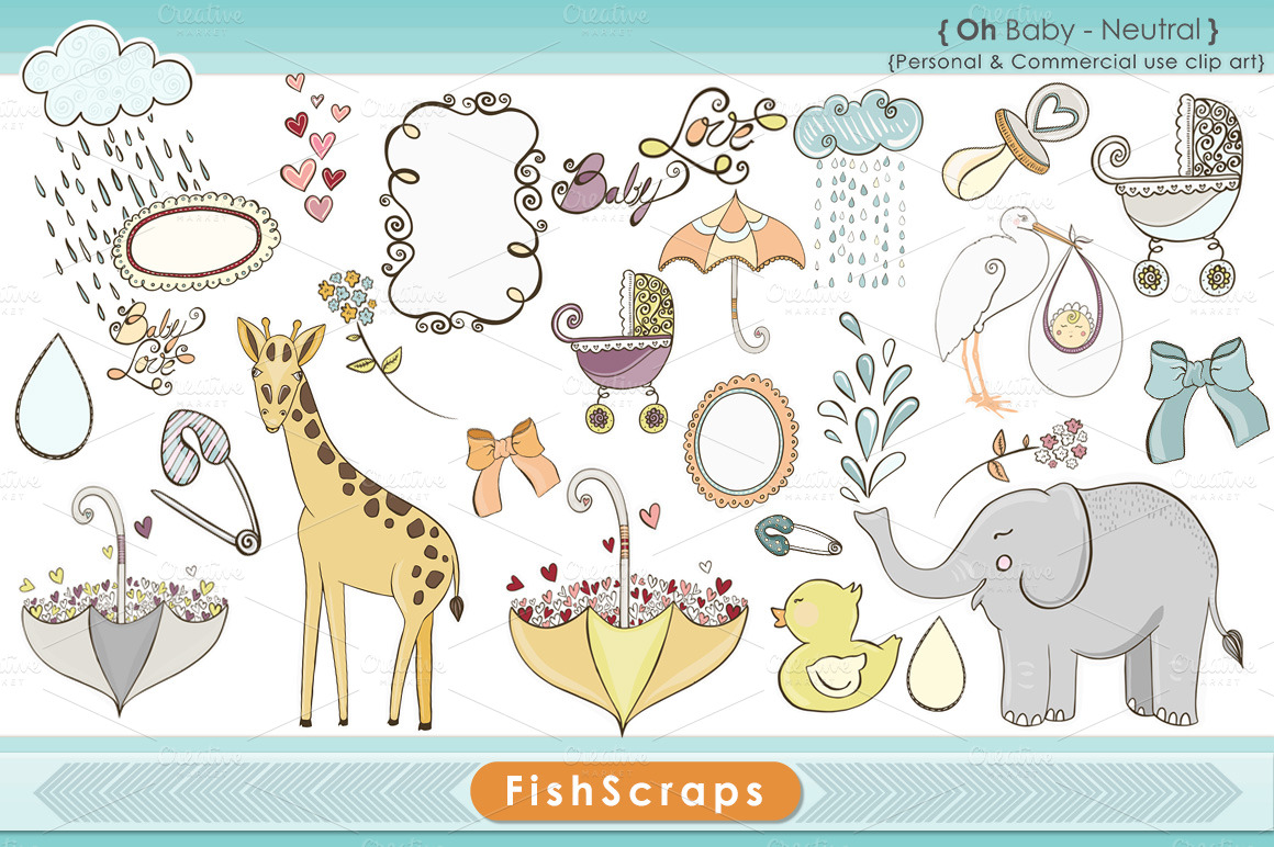 Clipart Baby Invitations | Free | Download
