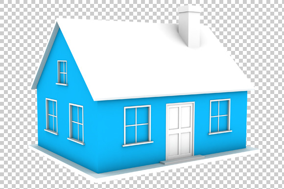 House 3d Render Png Graphics On Creative Market