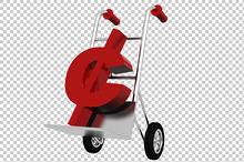 Cent Concept - 3D Render PNG