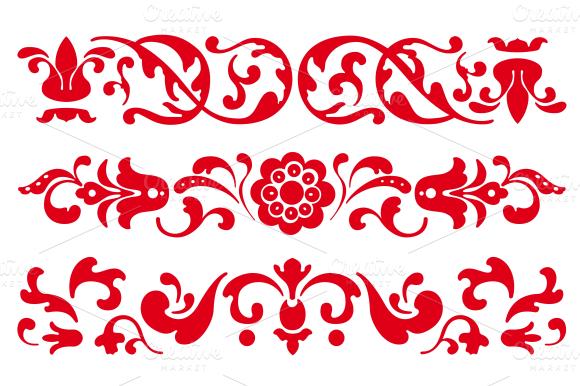 Russian Ornaments
