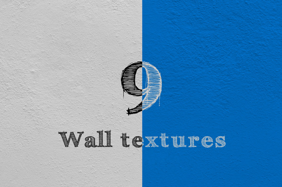 9 High-resolution Wall Textures