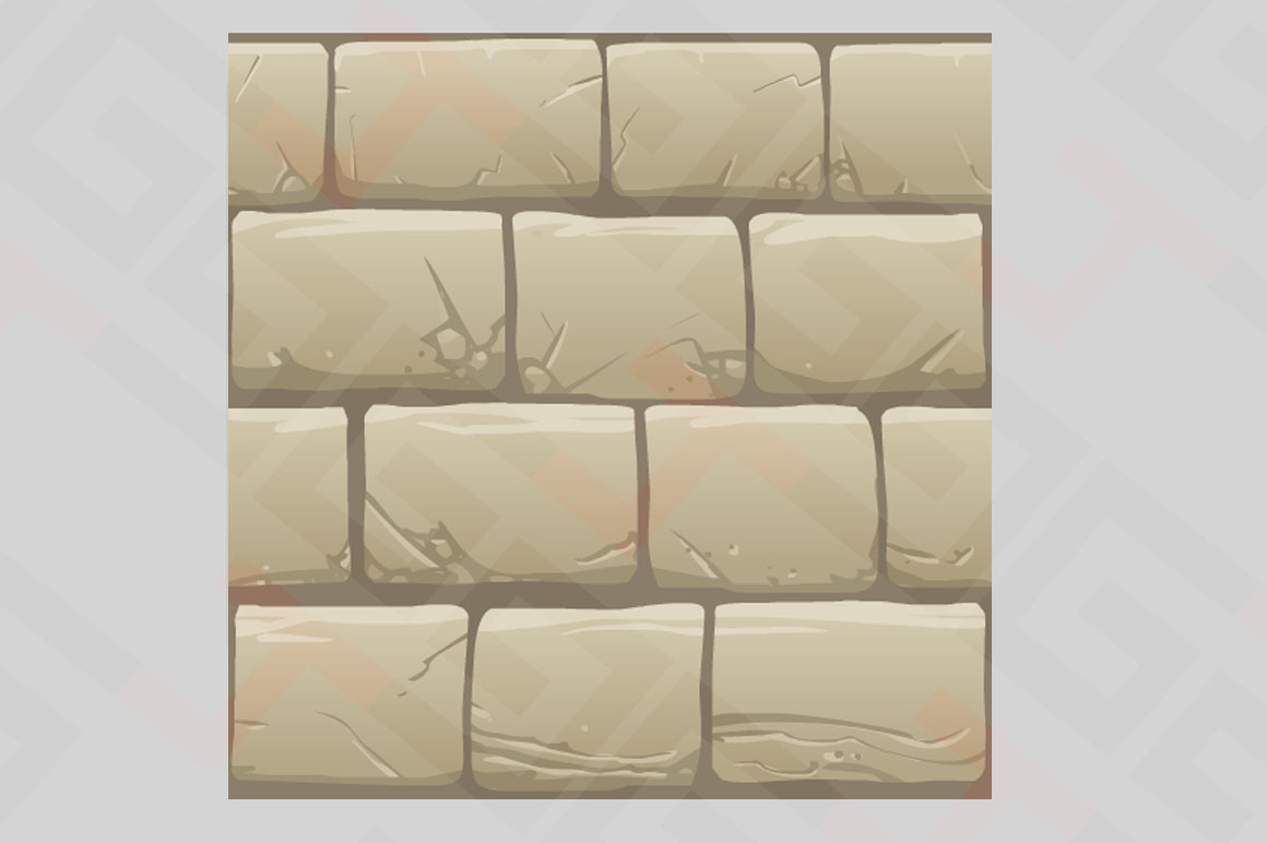 Stone Block Clip Art : Stone blocks texture graphics on creative market