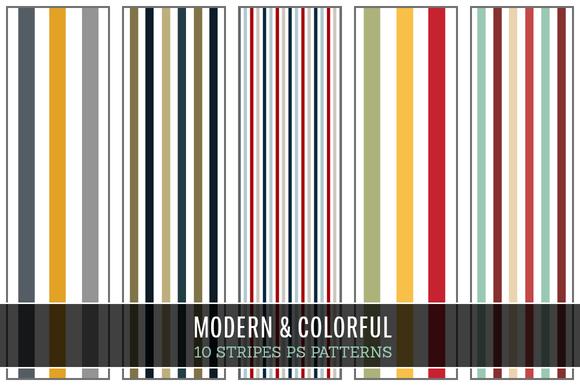 Modern Colorful