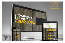 Gangster Company PPT