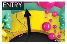 Elements Party Flyer