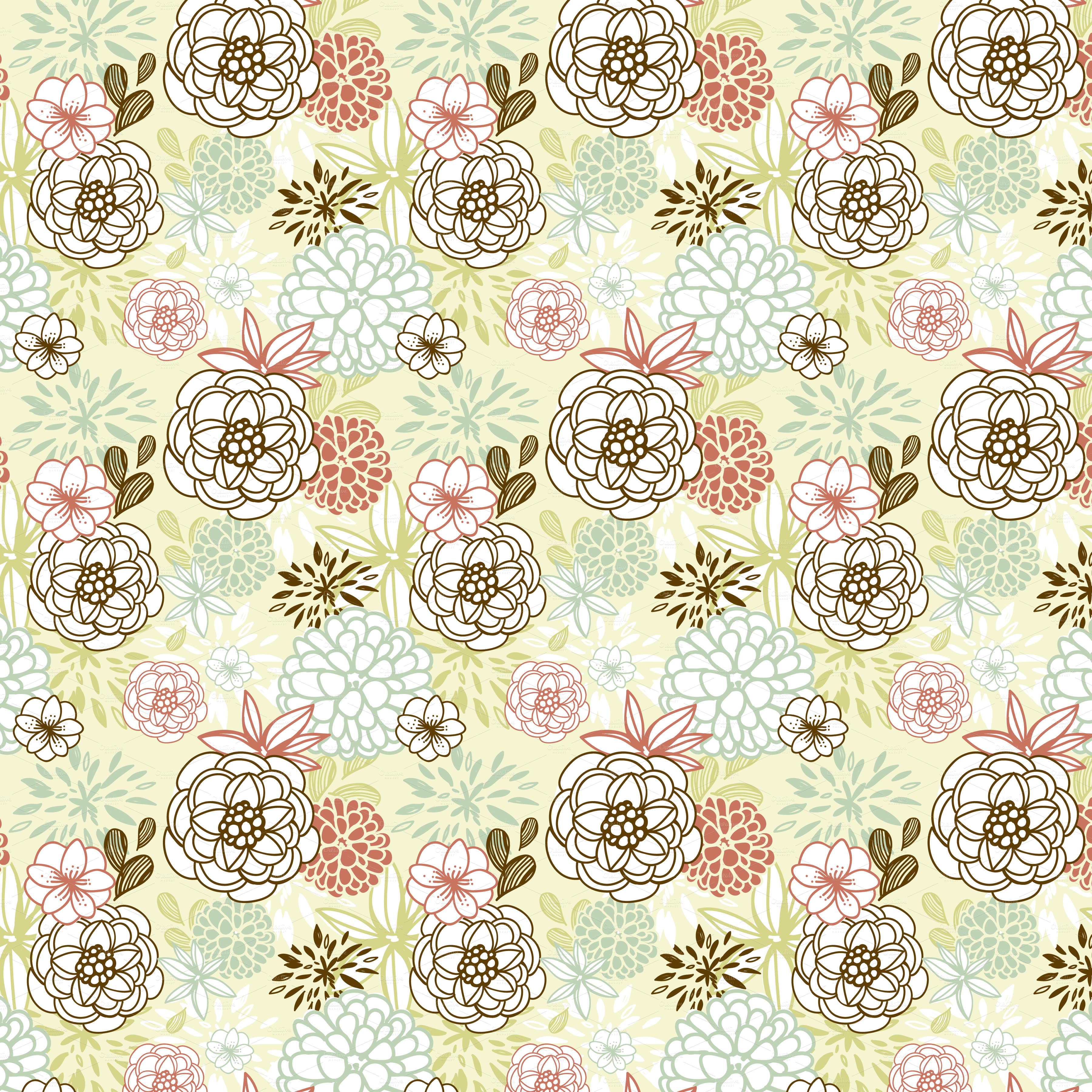 pin floral background tumblr on pinterest