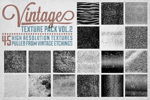 Vintage Texture Pack Vol 2
