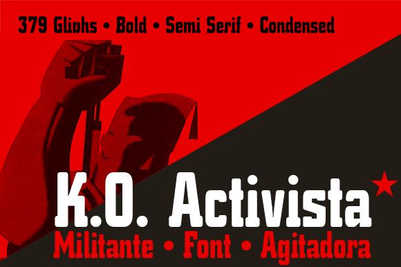 K.O Activista