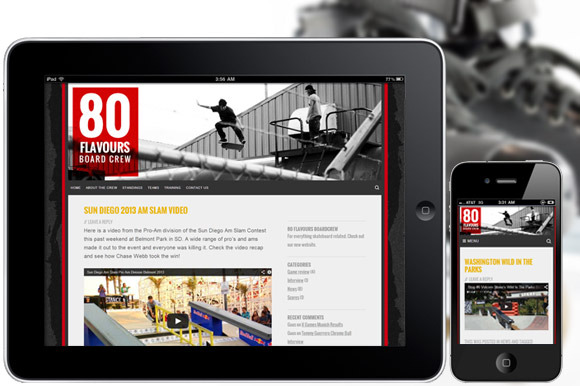 STREET sport theme ~ WordPress Themes  Free Download
