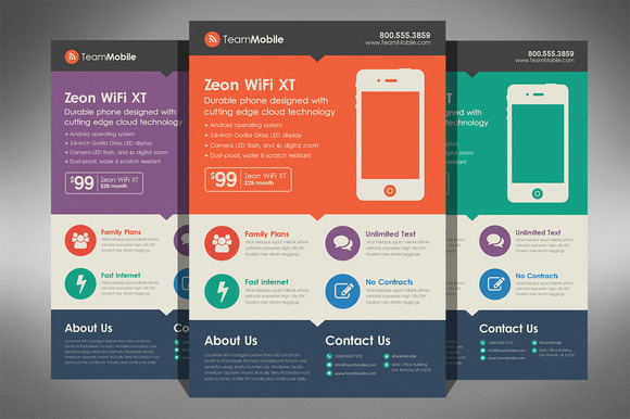 Flyer – Product Flyer Template