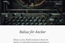Balzac for AnchorCMS