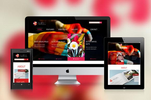 SW Well Responsive WordPress Theme ~ WordPress Themes  Free Download