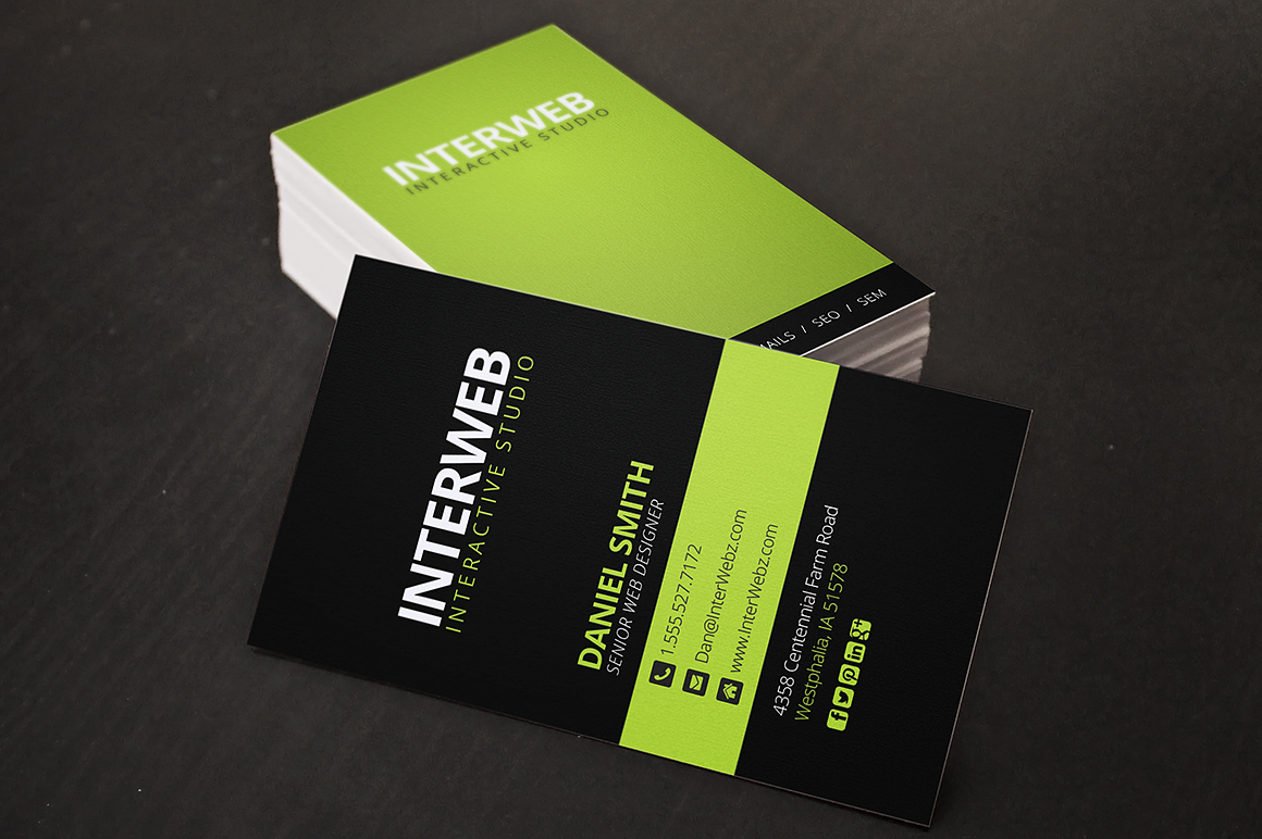 custom card template » calling card website template  free card
