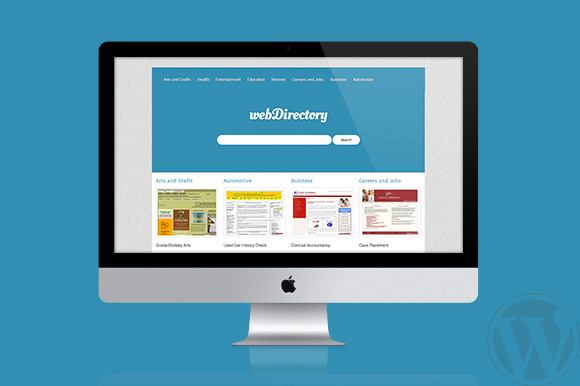 webDirectory ~ WordPress Themes  Free Download
