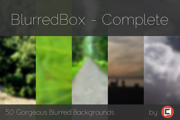 BlurredBox Complete Collection