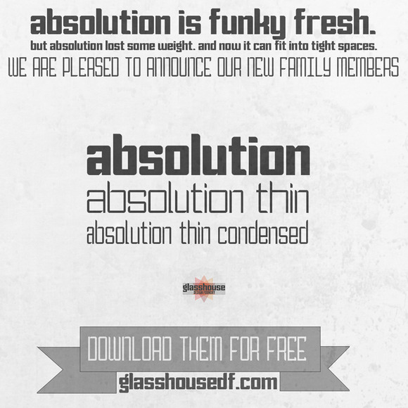 Absolution Family Bundle Deal