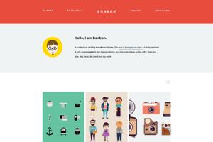 Bonbon WordPress Theme