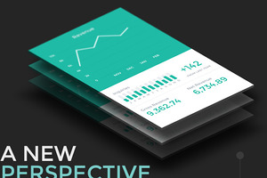 Perspective Mockups - PS Action