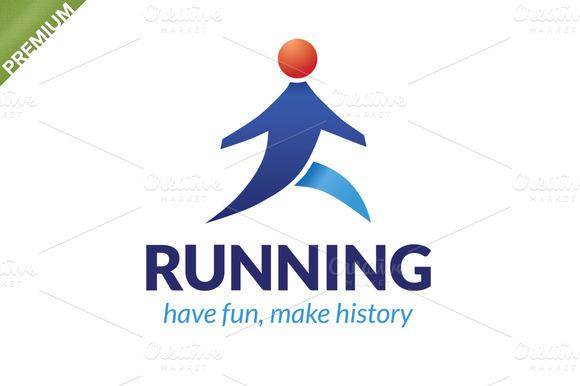 Running Logo Images Running Logo