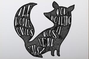 Oliver- HandDrawn Font