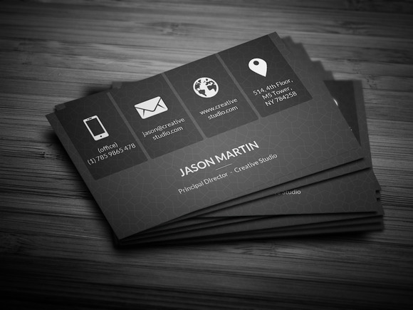 Business Card - фото 9