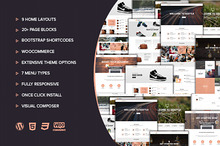 Seattle - Multipurpose WP Theme