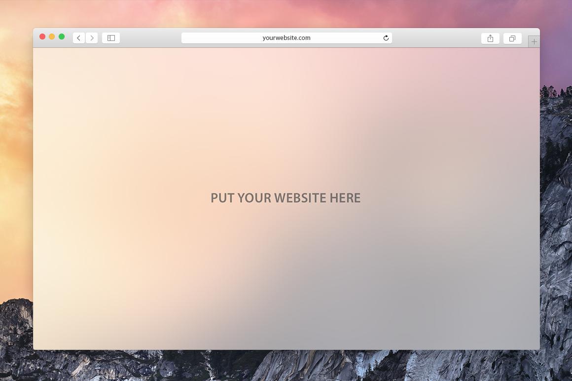 Safari Browser (Mavericks/Yosemite) - 796.1KB