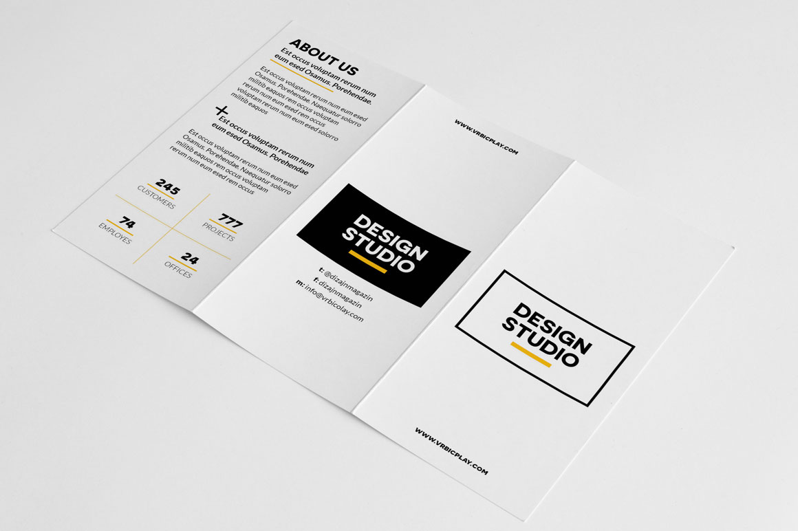 Business Cards Templates Indesign | Business Card Sample