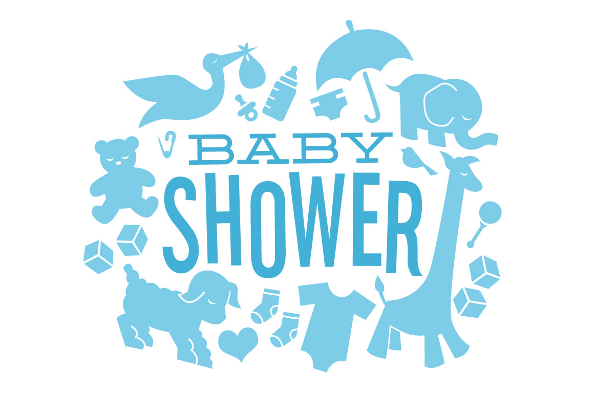 Baby Shower Icon Baby Shower Icons
