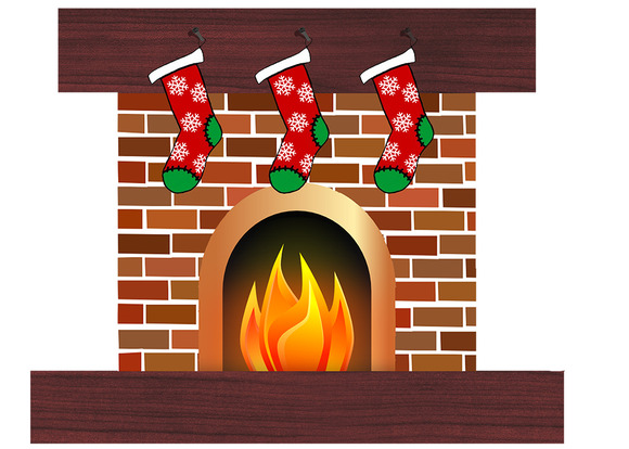 fireplace logs clip art  u00bb designtube creative design content