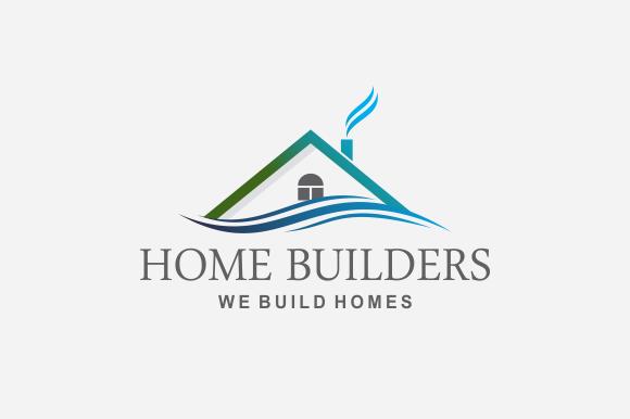 Home Builders Logo V2 Logo Templates On Creative Market