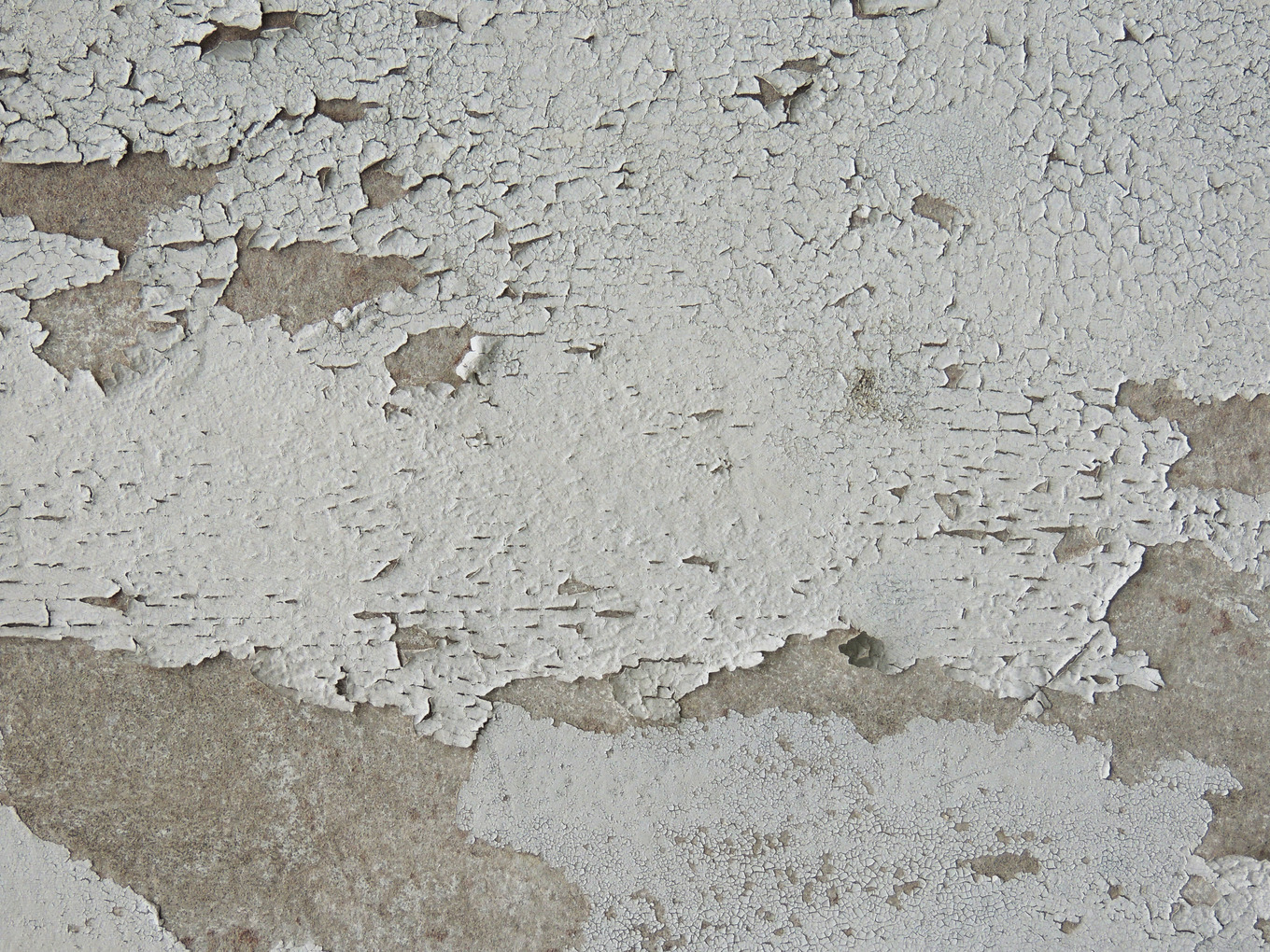 Cracked Paint On Wall Of Old House Abstract Photos On