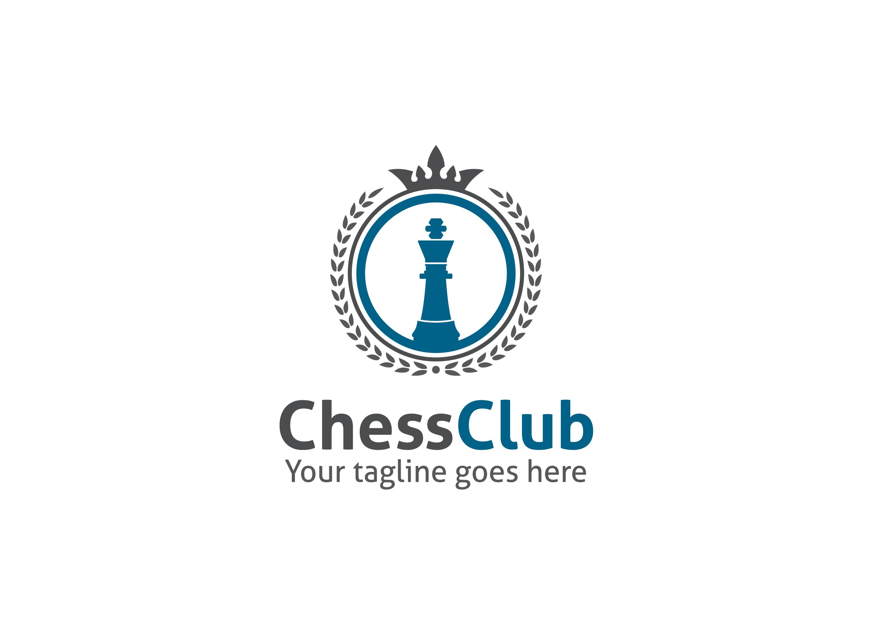 Chess Club Logo ~ Logo Templates on Creative Market