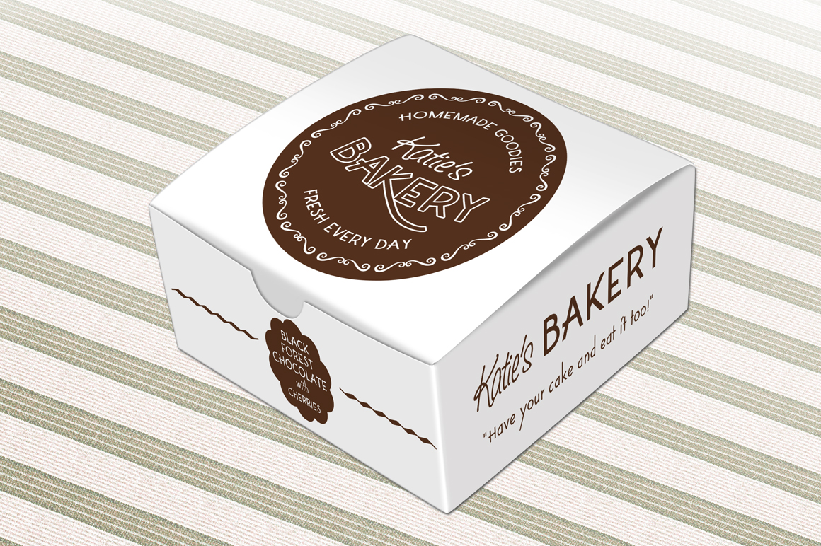 Wedding Cake Takeaway Boxes