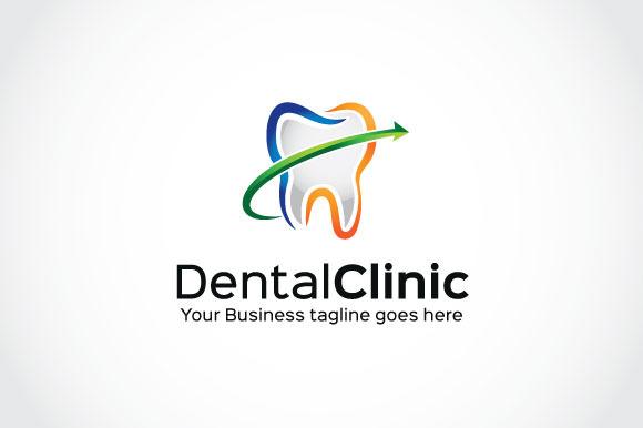 Dental Logo Dental Clinic Logo Template