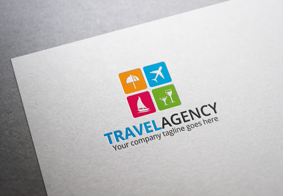 Creative Travel Agency Logos Travel Agency Logo