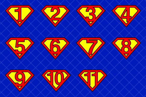 Creative Team Logo Team in Superman Logo