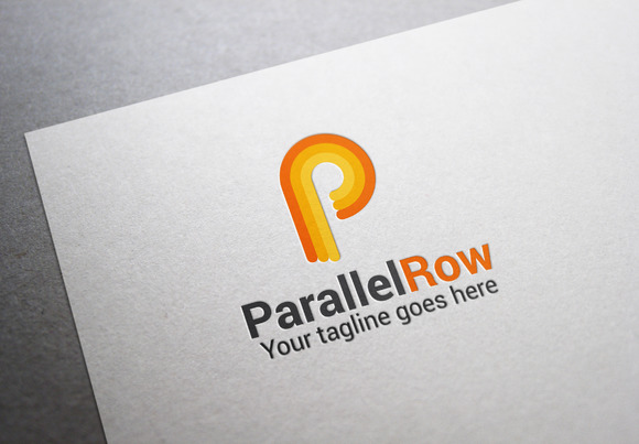 Parallel Row Logo