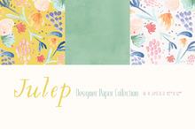 Digital Designer Papers - Julep
