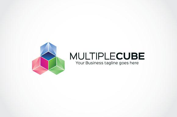 cube logo template logo templates on creative