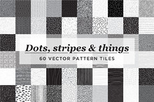 60 seamless vector patterns