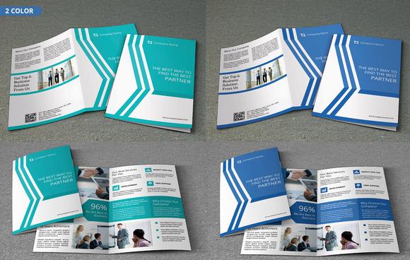 bifold brochures