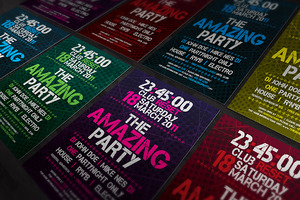 Amazing Party Flyer