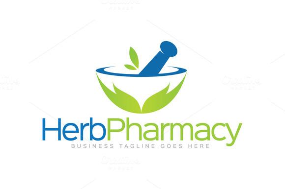 pharmacy logo logo templates on creative market