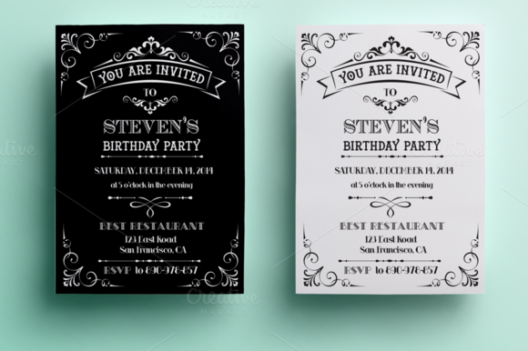 40Th Birthday Invitations Free Templates with best invitation example