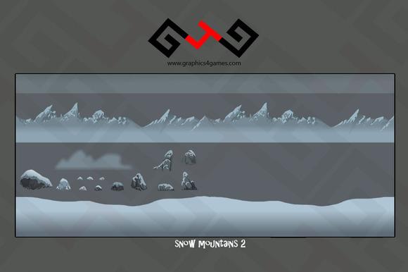 Snow Mountains 2