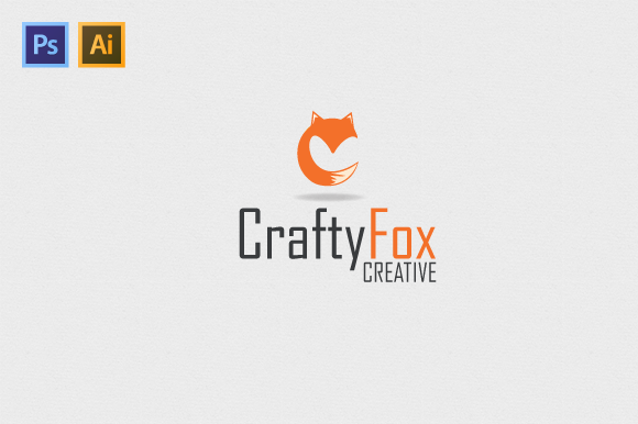 Crafty Fox Creative Logo