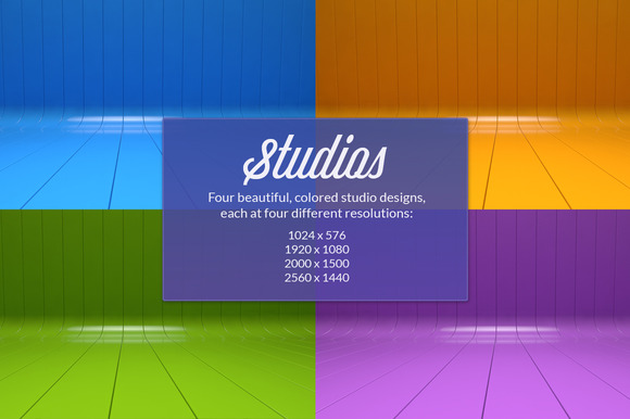 Studios Colorful