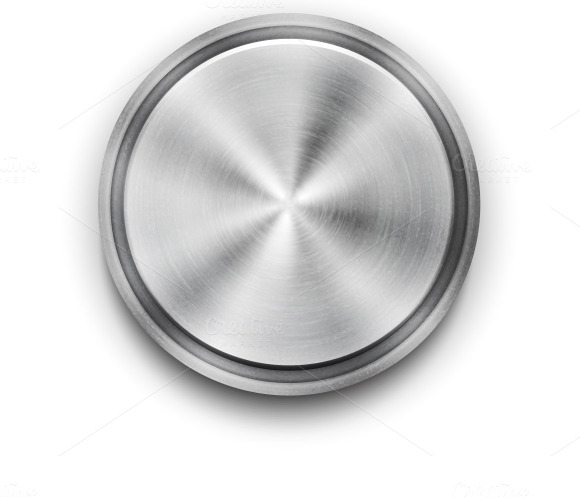 Metal Button Png